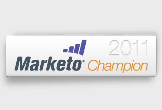 Rajesh Kadam Named Marketo Champion